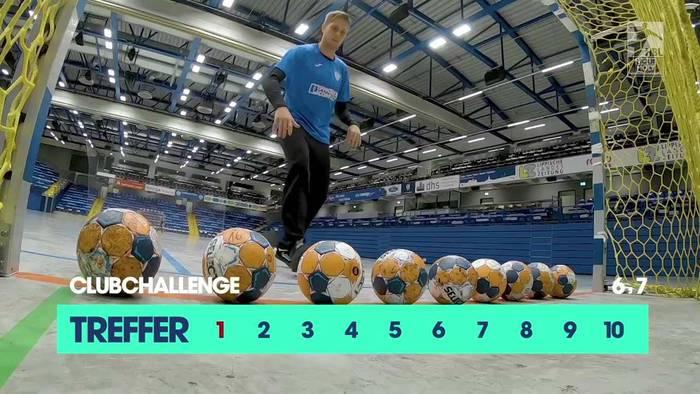 News video: Der TBV Lemgo Lippe in der Clubchallenge 2020/21 der Handball-Bundesliga