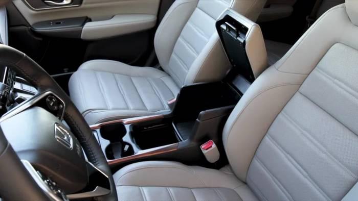 """News video: Honda CR-V mit neuer Ausstattungsvariante """"Sport line"""""""