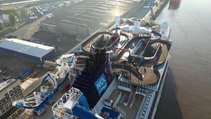 Video: Blick hinter die Kulissen: Norwegian Cruise Line geht jetzt mit Musical Live