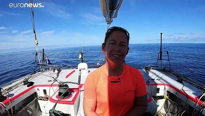 News video: Frauen-Power beim Vendée Globe: So viele Skipperinnen wie noch nie
