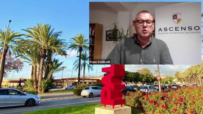 Video: Update Mallorca: Neue PCR-Test Regelungen am Flughafen und doch etwas weihnachtliche Stimmung in Palma!