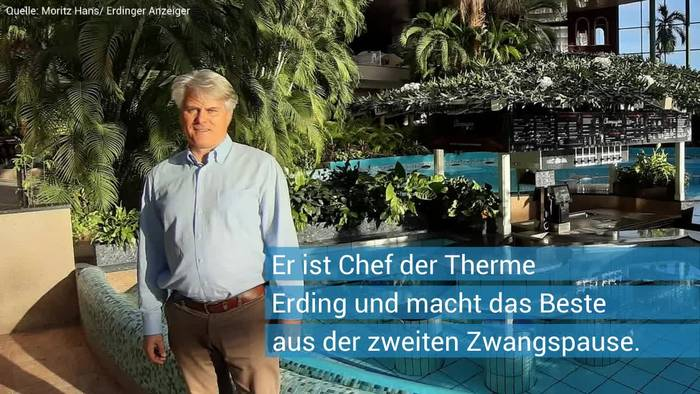 News video: Therme Erding: