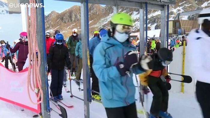 News video: Covid-19 Trendwende in der Schweiz: Kommen bald doch Touristen?