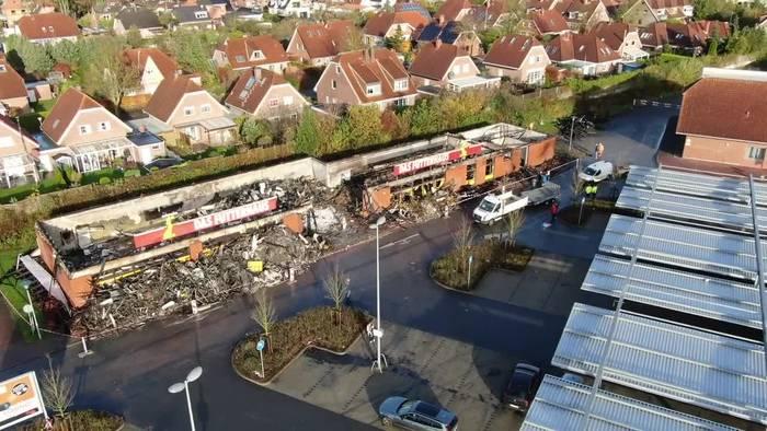 News video: Schleswig-Holstein: Feuer zerstört Heimtierbedarf-Geschäft