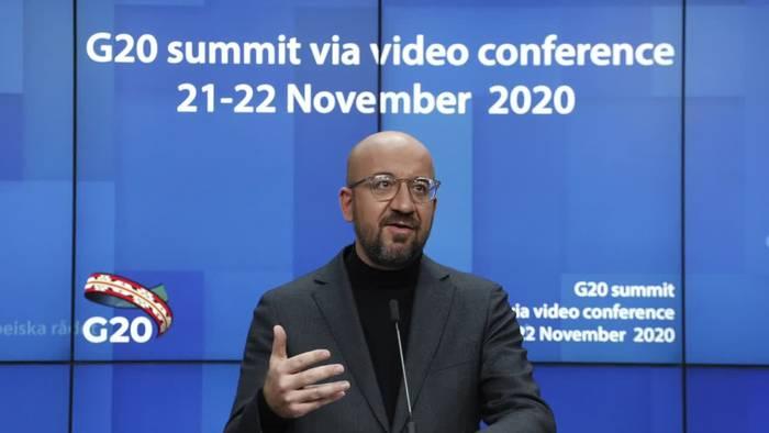 News video: G20 will gerechte Verteilung von Impfstoffen sicherstellen