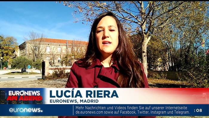 News video: Wann kommt der Impfstoff wirklich? Euronews am Abend am 23.11.