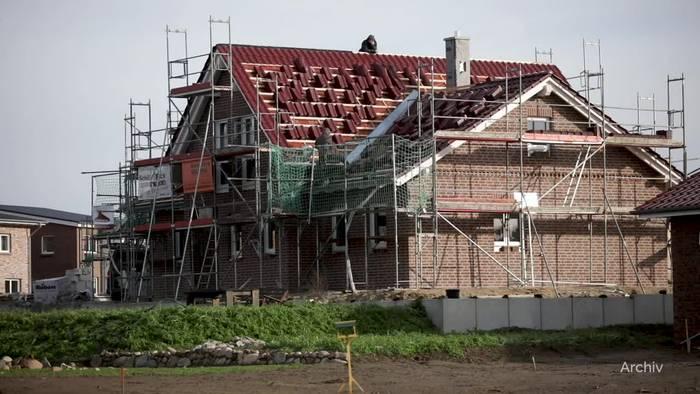News video: Studie: Eigenheime verteuern sich in Corona-Krise - Mieten