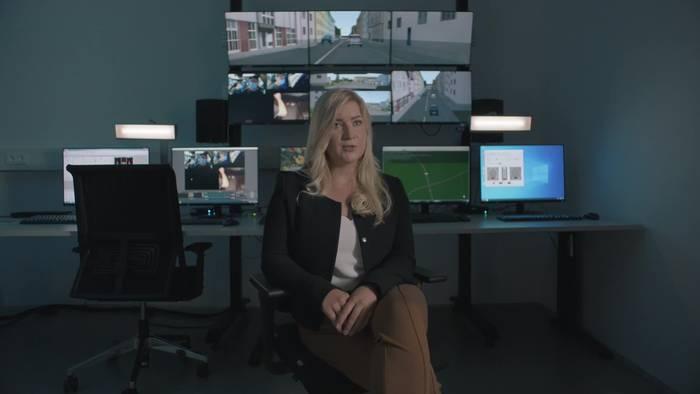 News video: BMW Group NEXTGen Innovation Topics - Driving Simulator Manuela Witt