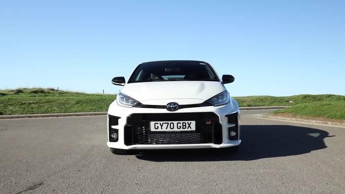 News video: Der Toyota GR Yaris - Exterieurdesign