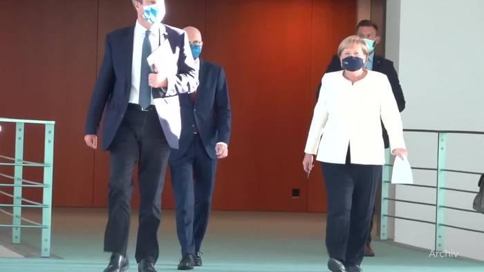 News video: Länder einigen sich auf Corona-Regeln für die Festtage