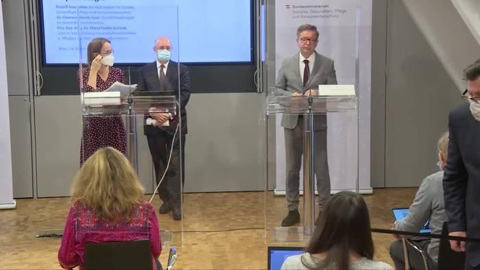 News video: Österreich: Corona-Impfung für Hunderttausende bis März