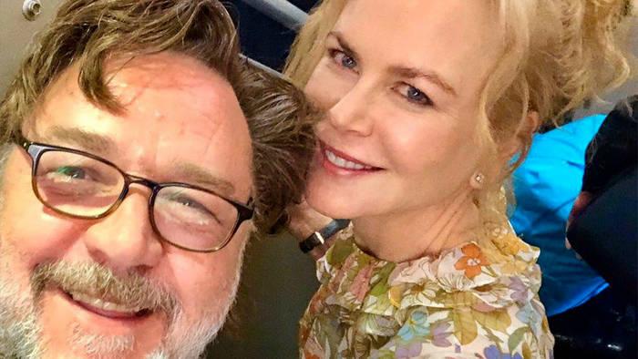 News video: Auserkoren: Russell Crowe und Nicole Kidman werden die Botschafter des australischen Films