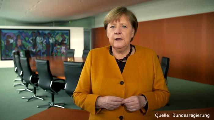 News video: Merkel: Der Zugang zur Impfung muss für jedes Land möglich und bezahlbar sein