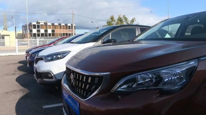 News video: In Europa werden weniger Autos verkauft - weitere Milliardenhilfen sind nötig