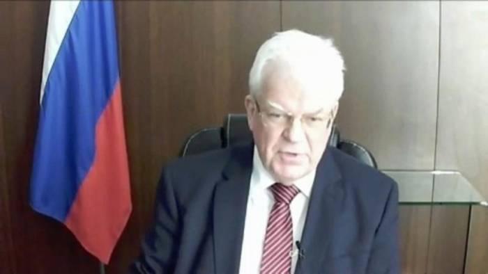 News video: Russlands EU-Botschafter: