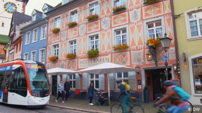 News video: Freiburg im Breisgau – Stadt der Zukunft