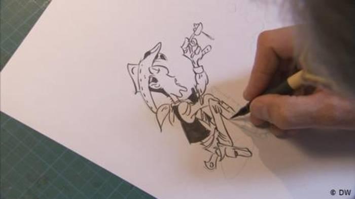 News video: Der neue Comic-Band von