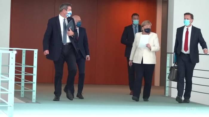 Video: Bund und Länder beschließen Corona-Kurs bis zum Jahresende