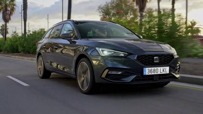 News video: Der SEAT Leon e-HYBRID in Kürze