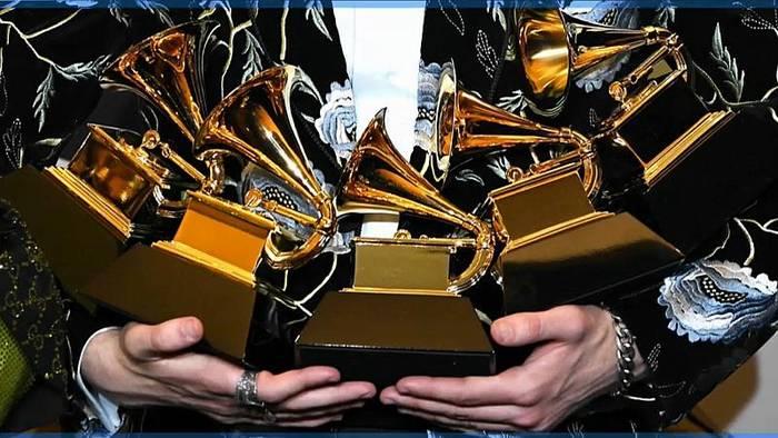 Video: Grammy-Nominierungen: Auch Musiker aus Deutschland haben Chancen