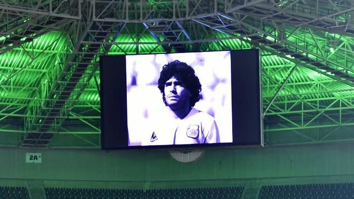 Video: Trauer um Diego Maradona - Euronews am Abend am 25.11.