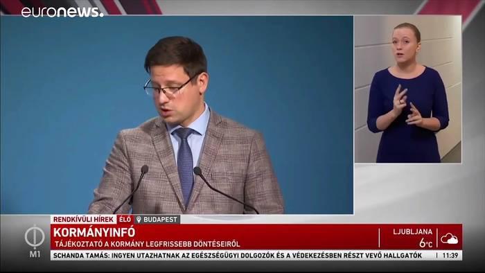 News video: Ungarn schließ LGBTI-Paare als Adoptiveltern aus