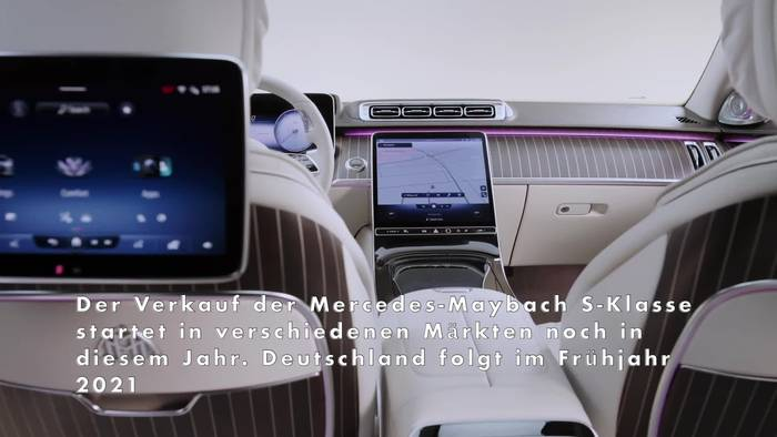 Video: Die Mercedes-Maybach S-Klasse Highlights