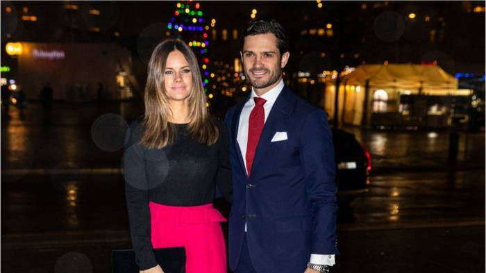 News video: Prinz Carl Philip und Prinzessin Sofia positiv auf Corona getestet