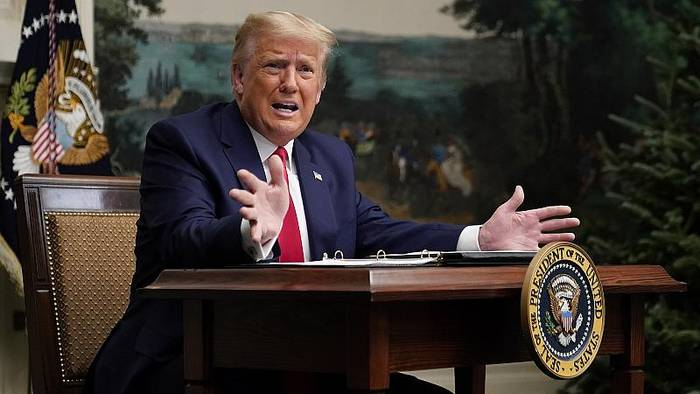 News video: Trump: Rückzug aus dem Weißen Haus?
