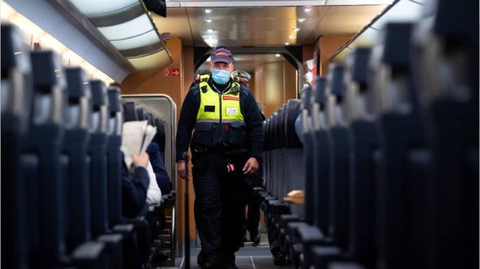 News video: So reagiert die Deutsche Bahn auf die neuen Corona-Beschlüsse