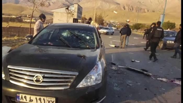 News video: Anschlag auf Atomphysiker laut Iran israelischer