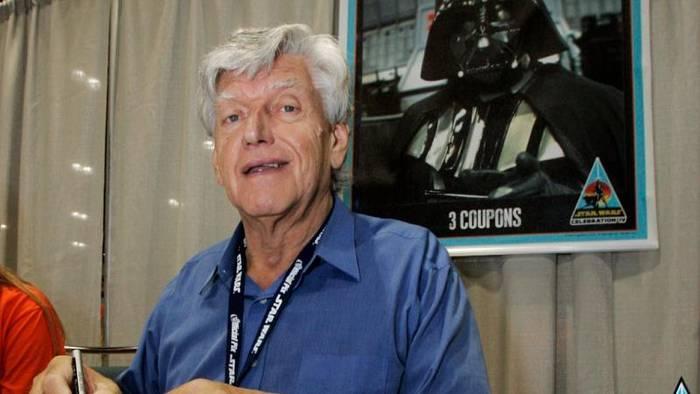 News video: Darth Vader-Darsteller David Prowse mit 85 gestorben
