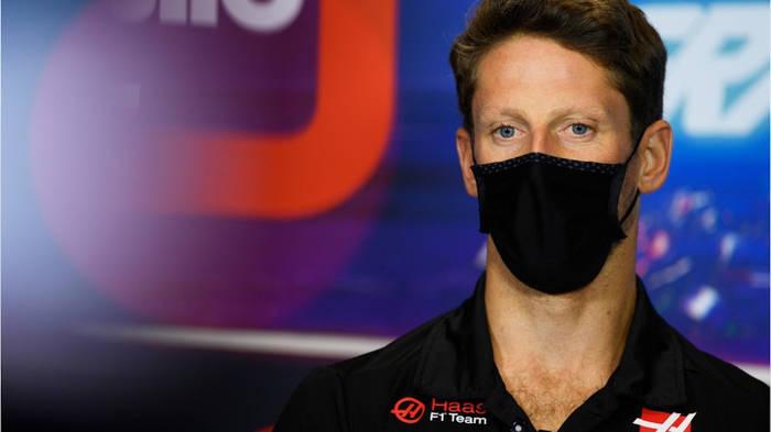 Video: Romain Grosjean: So geht es dem Formel-1-Fahrer nach dem Horror-Crash