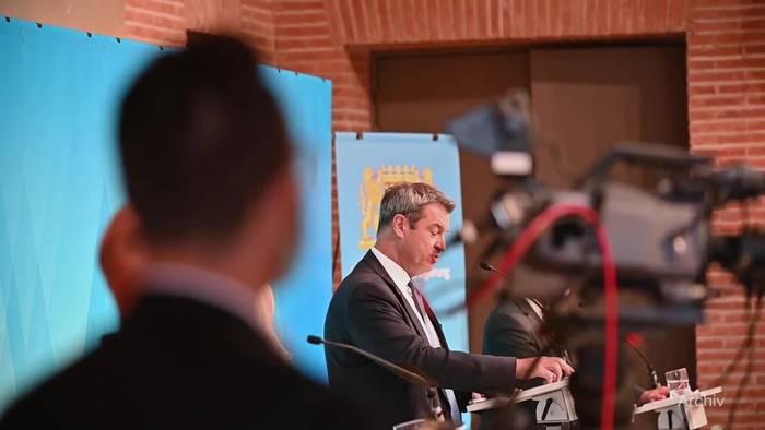 News video: Söder: Viele suchen Schlupfloch bei Corona-Regeln