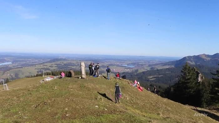 News video: Polizei ermittelt nach Verschwinden von Holzpenis im Allgäu