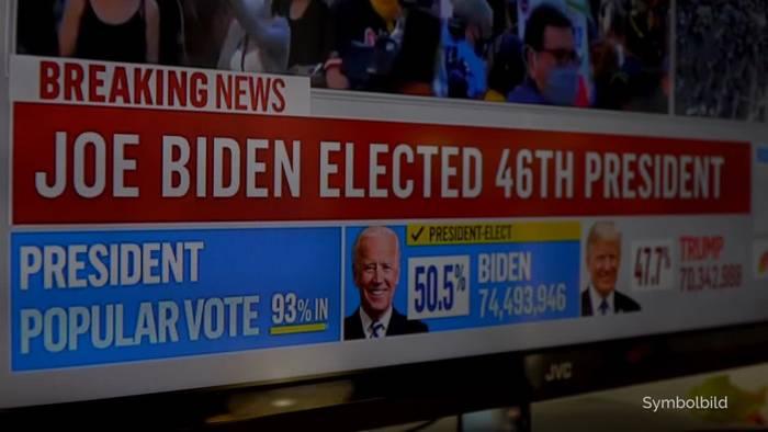 Video: Präsidentenwahl: Arizona und Wisconsin bestätigen Bidens