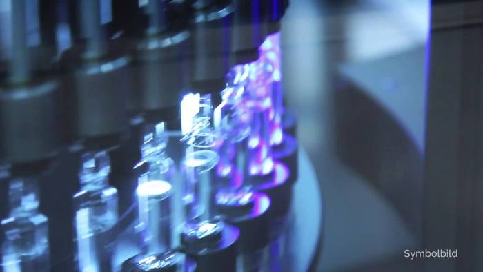 News video: Biontech & Pfizer wollen EU-Zulassung für Corona-Impfstoff