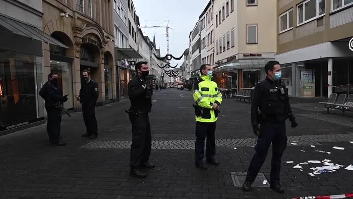 News video: Amokfahrt in Trier: Fünf Menschen getötet, etliche verletzt
