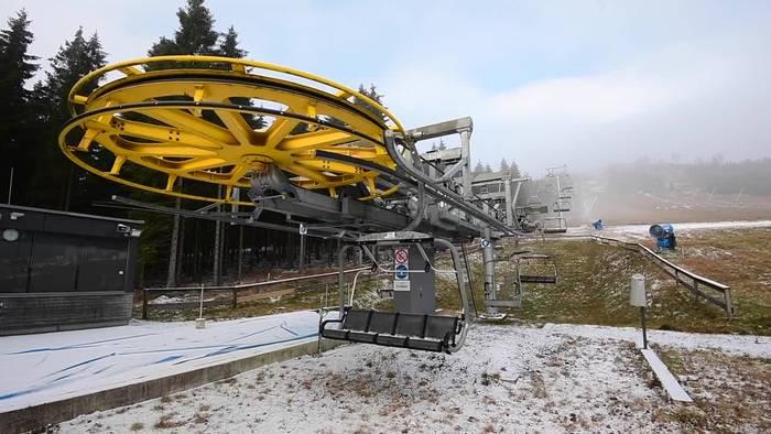 News video: Harzer Skigebiet beklagt Corona-Verbot