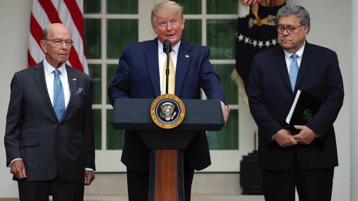 News video: Keine Beweise für Betrug - Justizminister widerspricht Trump
