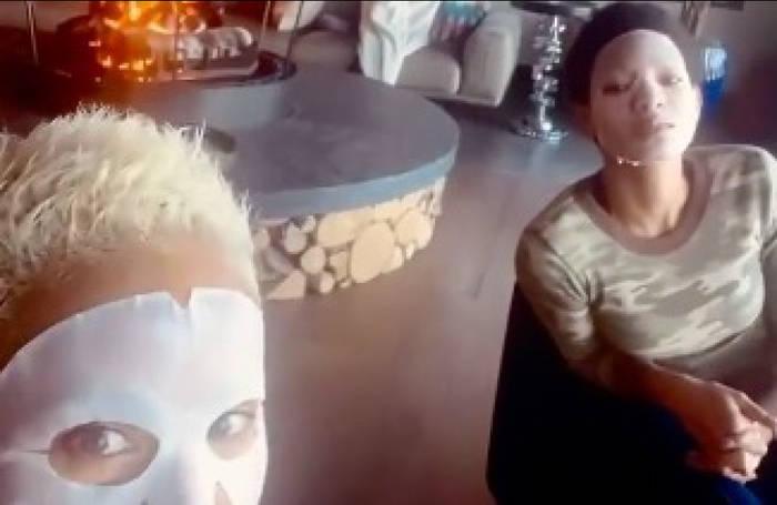Video: Jada Pinkett Smith: Hautpflege ist Privatsache