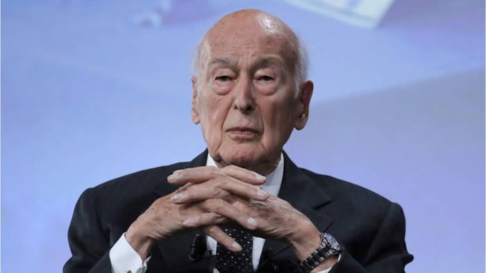 News video: Frankreichs ehemaliger Präsident Valéry Giscard d'Estaing ist tot