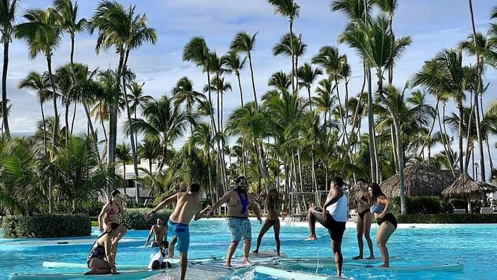 News video: Urlaub von Corona: In Punta Cana landen wieder die Flieger