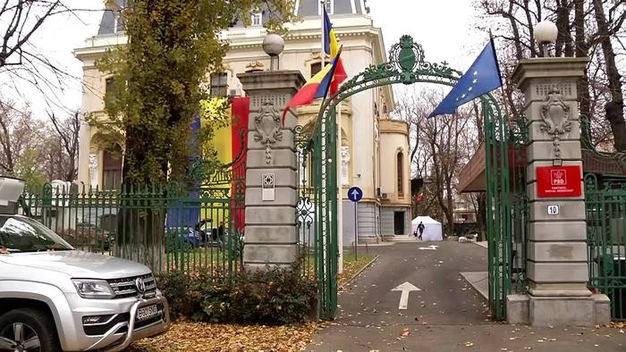 News video: Rumänien: Orban tritt zurück