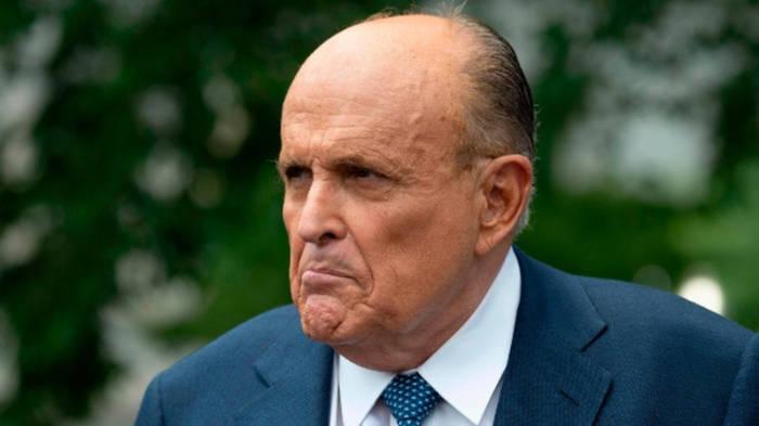 News video: Rudy Giuliani mit Corona infiziert: