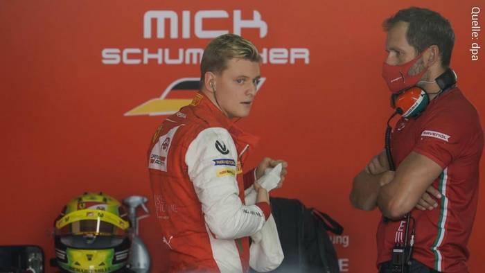 News video: Mick Schumacher irritiert? Überraschende Reaktion auf Jauch-Frage nach Vater Michael
