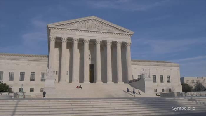Video: US-Wahl: Weitere Niederlage für Trump vor Supreme Court