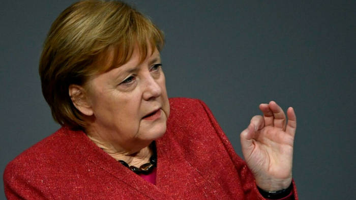 Video: Corona-Appell: So emotional haben wir Angela Merkel noch nie erlebt