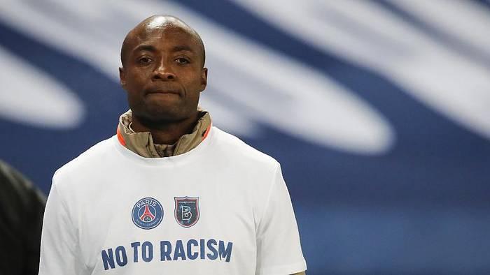 News video: CL-Spiel Paris gegen Başakşehir: 5:1 und ein klares Zeichen gegen Rassismus