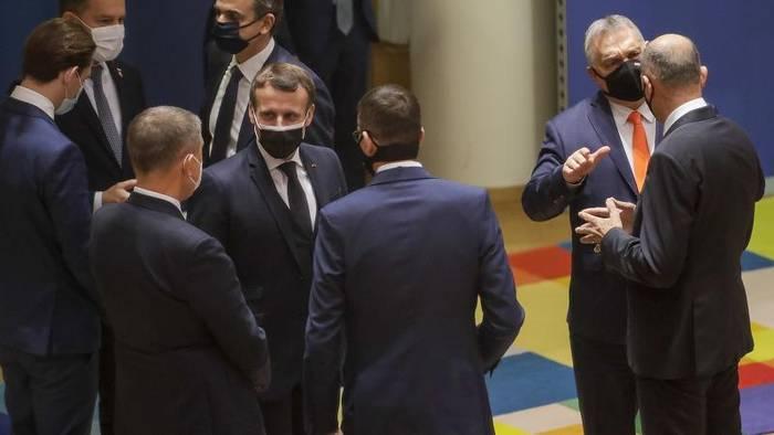 News video: Orban über Haushaltskompromiss: